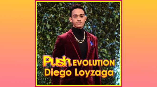 Diego Loyzaga | Push Evolution