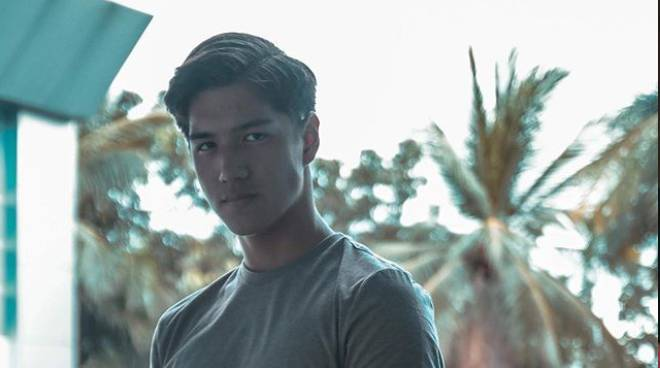 Santino Rosales di nagmana kay Jericho: 'I want to be one of the top models in the Philippines'