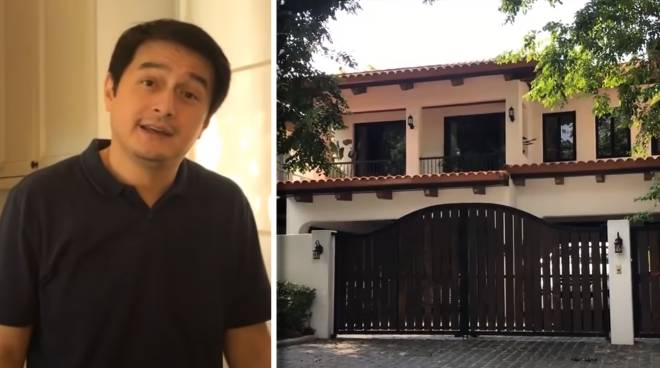 WATCH: Dominic Ochoa gives a tour of his home; shows off collection of vintage cars
