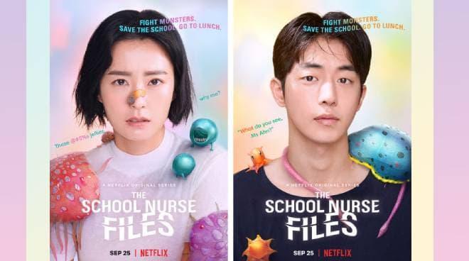 "Nam Joo-hyuk's Netflix series ""The School Nurse Files"" gets release date"