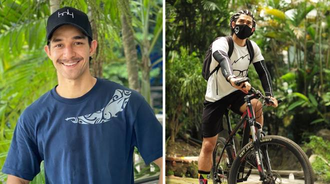 Wil Dasovich advocates biking for health and transportation