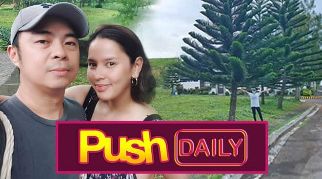 Chito Miranda. 'nag-invest' sa asawang si Neri Naig | PUSH Daily