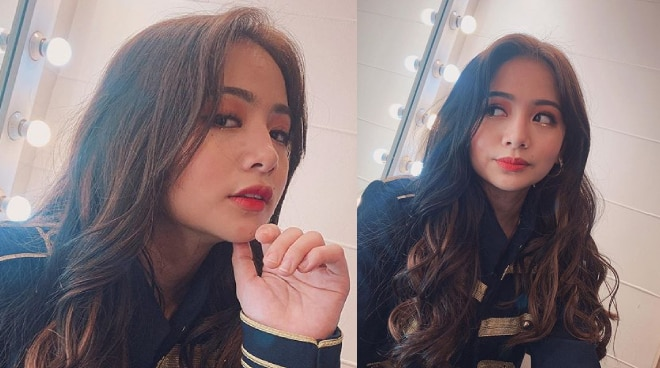 Ella Cruz's Facebook page gets hacked