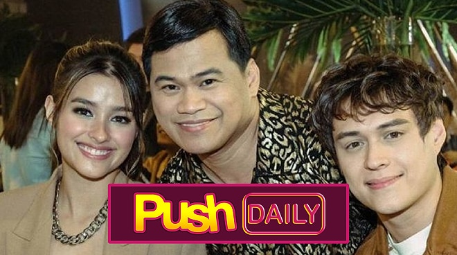 Liza Soberano at Enrique Gil, may offers galing sa ibang network | PUSH Daily