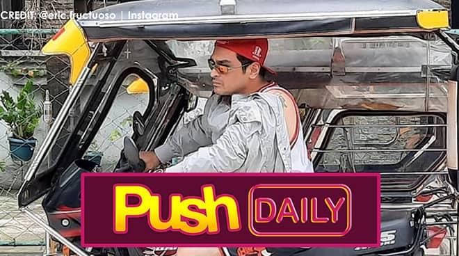 Eric Fructuoso, naging viral dahil sa pagmamaneho ng tricycle | PUSH Daily