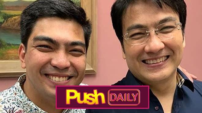 Jolo Revilla, humiling ng panalangin para sa paggaling ng kanyang ama | PUSH Daily