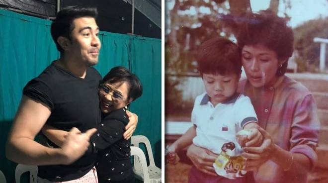 Luis Manzano reveals what happened at his mom's attempt to give him a 'normal' life