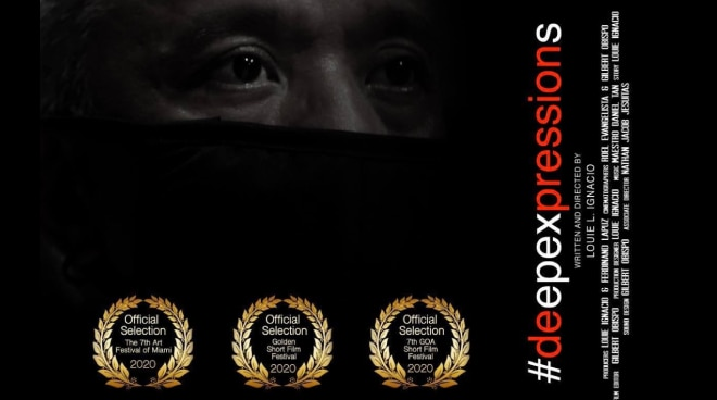 Lockdown short film project ni Direk Louie Ignacio, mapapanood sa iba't ibang bansa