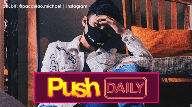 Michael Pacquiao, aminadong nakikita ang pangba-bash sa kanya | PUSH Daily
