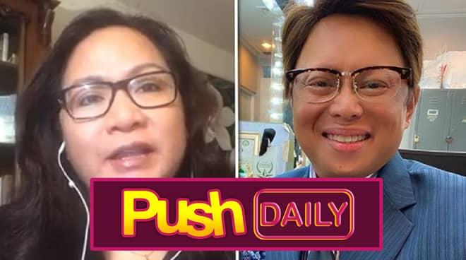 Sarah Balabagan, inaming si Arnold Clavio ang ama ng una niyang anak | PUSH Daily
