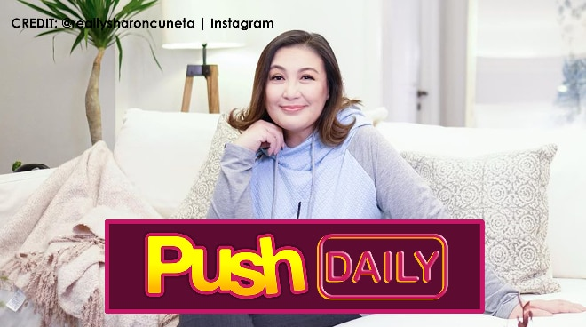 Sharon Cuneta, inimbita ang bashers na mag-subscribe sa kanyang YouTube channel | PUSH Daily