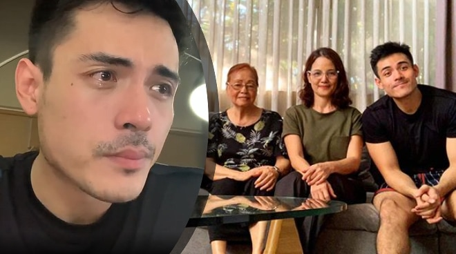 'Don't take time for granted,' says an emotional Xian Lim as he reveals grandma has breast cancer