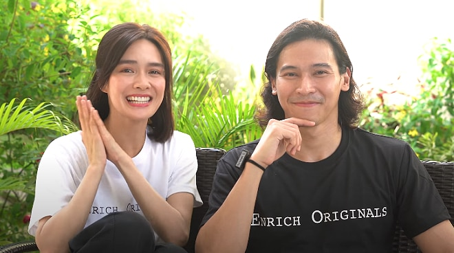 Erich Gonzales, Enchong Dee share story behind 'EnRich Originals'