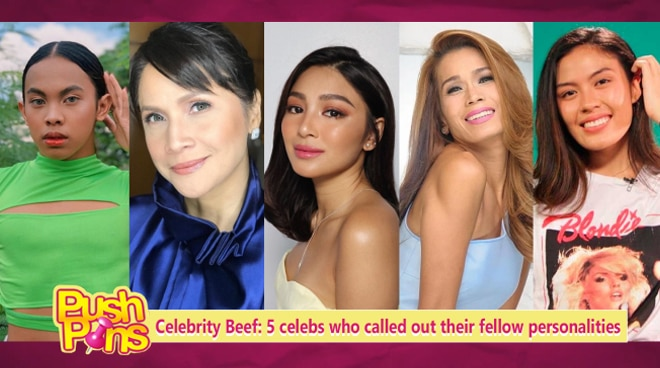 Celebrity Beef: 5 celebs who called out their fellow personalities | Push Pins