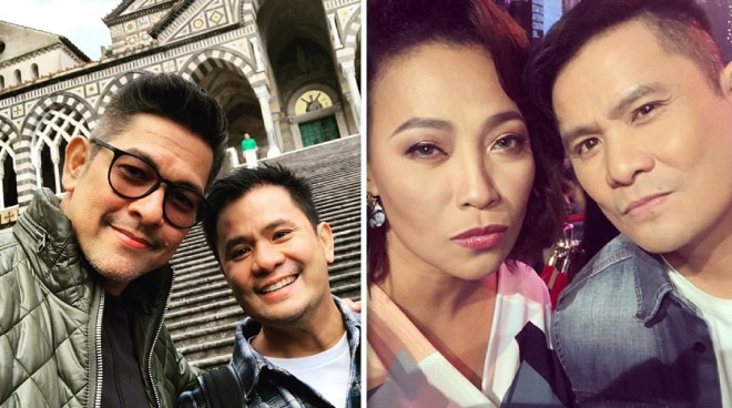 LOOK: Stars greet Ogie Alcasid on his birthday