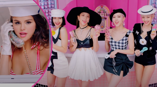 WATCH: BLACKPINK and Selena Gomez's 'Ice Cream' music video is here