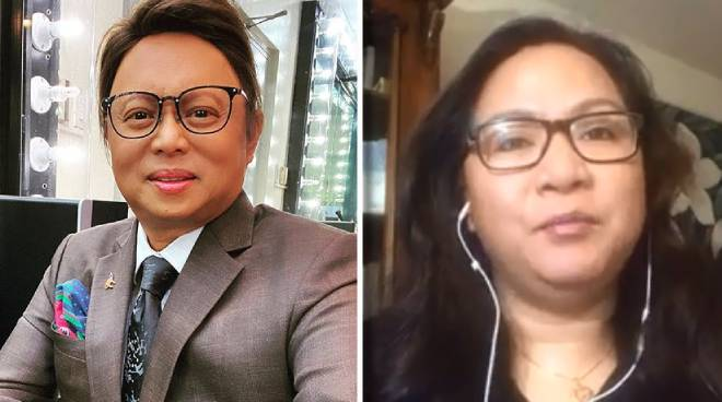 Arnold Clavio, dedma pa din sa mga paratang ni Sarah Balabagan na siya ang ama ng panganay na anak