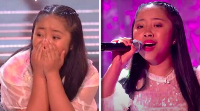 Filipina singer Justine Afante named 'The Voice Kids UK' winner