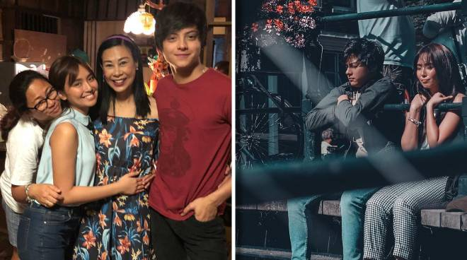 Kathryn Bernardo marks 'The Hows of Us' anniversary with photos from the movie