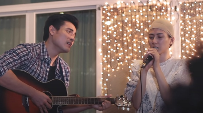 WATCH: Alex Gonzaga, Xian Lim spoof scenes from 'Through Night and Day'