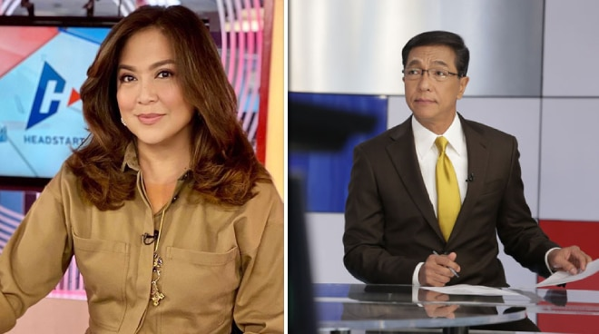Karen Davila pays tribute to Ted Failon, wishes him success in future endeavors
