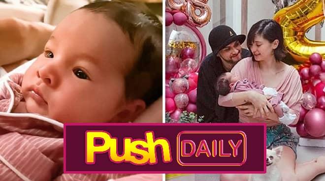 Bakit Amari Jaden ang pangalan ng anak nina Billy Crawford at Coleen Garcia? | PUSH Daily