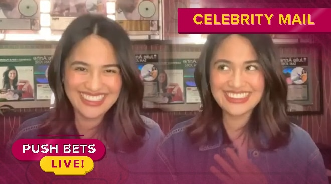 Julie Anne San Jose answers questions from fans | Push Bets Highlights