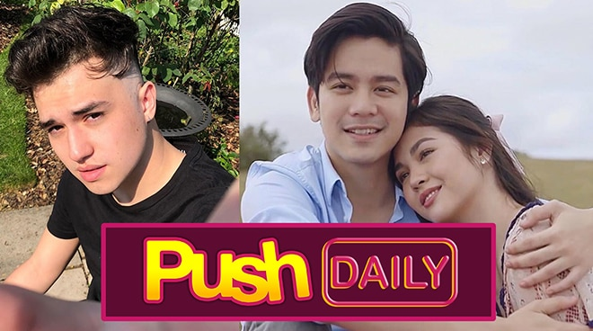 Markus Paterson hindi nagseselos sa closeness nina Joshua Garcia at Janella Salvador | PUSH Daily