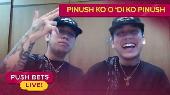 Shanti Dope takes on the 'Pinush Ko o Di Ko Pinush' Challenge | Push Bets Live