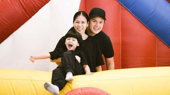 Toni Gonzaga, Paul Soriano's son Seve turns 4