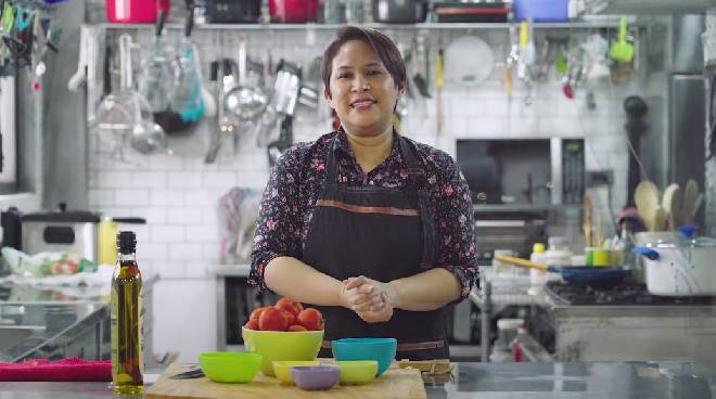 WATCH: Janice de Belen launches cooking show on YouTube