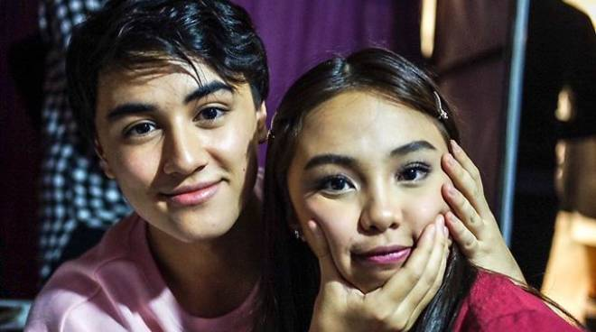 Maymay Entrata, Edward Barber to work on new film