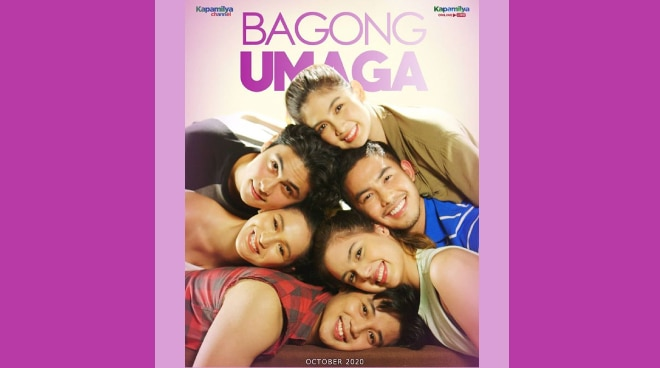 Tony, Barbie, Yves, Kiko, Heaven, Michelle to star in new show 'Bagong Umaga'