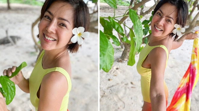 'Ageless' Alice Dixson wows with beach photos anew