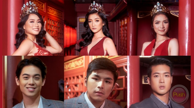Mr. and Ms. Chinatown Philippines 2020 candidates join Showtime Online U