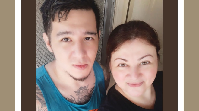 Rosanna Roces reconciled with son Onyok after 7 years