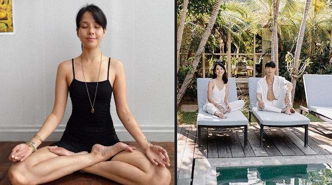 Maxene Magalona set to start teaching yoga classes online