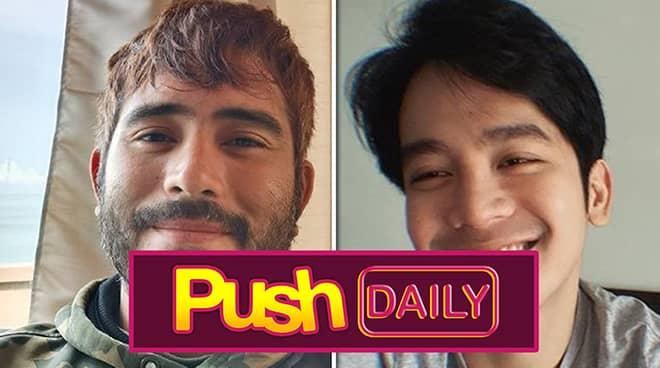 Joshua Garcia, gustong makausap si Gerald Anderson | PUSH Daily