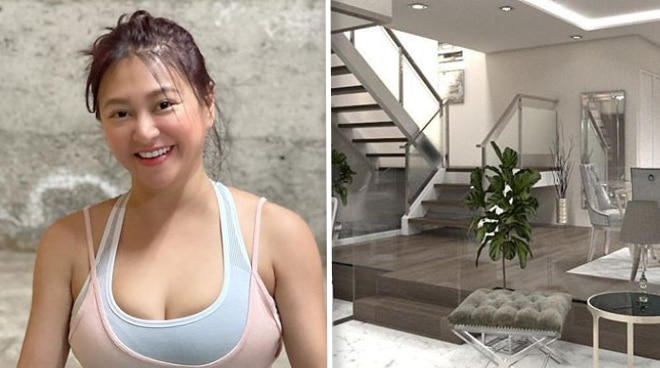 LOOK: Rufa Mae Quinto gives a glimpse of her renovated home