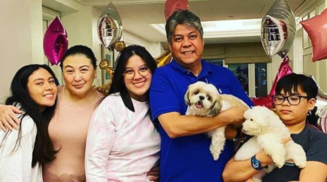 LOOK: Sharon Cuneta's daughter Miel celebrates 16th birthday amid lockdown