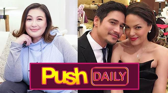 Sharon Cuneta, nagkomento sa chismis na KC-Piolo wedding | PUSH Daily