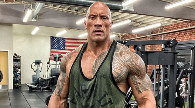 Dwayne 'The Rock' Johnson recovers from the COVID-19