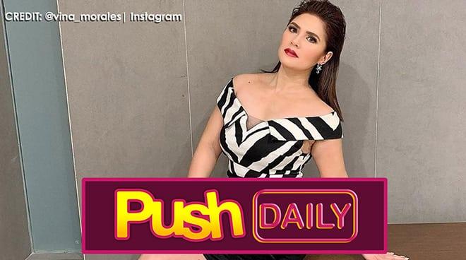 Vina Morales, tagumpay sa kanyang laban sa korte | PUSH Daily