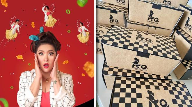 Singer Angeline Quinto launches her first food business