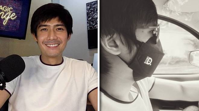 Robi Domingo set to launch his own line of face masks