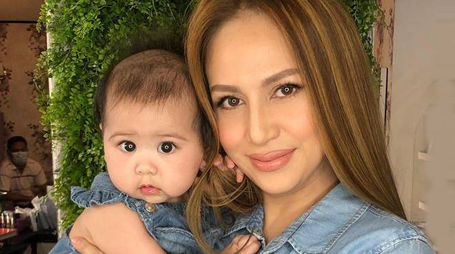 Regine Tolentino on giving birth during a pandemic: 'I've never been so scared in my life'