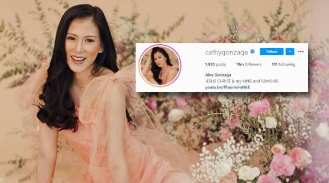 Alex Gonzaga hits 10M followers on Instagram