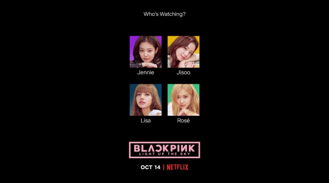 'BLACKPINK: Light Up The Sky' goes behind the scenes of BLACKPINK's rise to global stardom