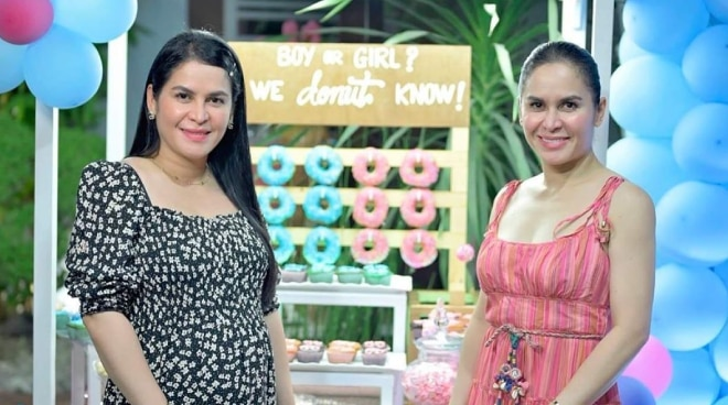 Jinkee Pacquiao's twin sister Janet reveals gender of third baby