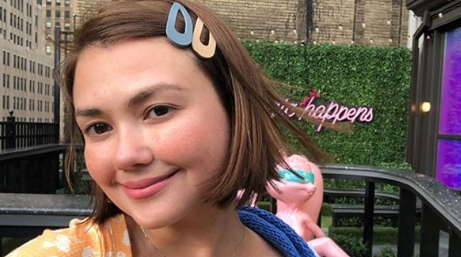 WATCH: Angelica Panganiban teases new project with Star Cinema